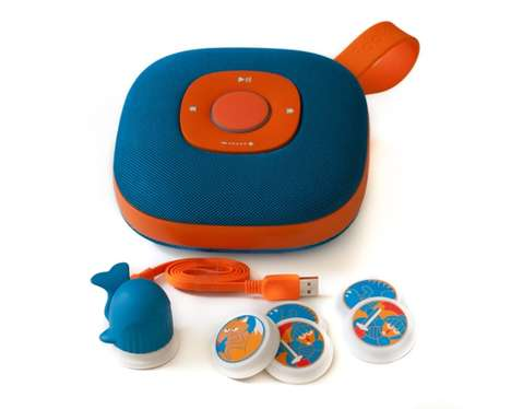 Padded Children's Music Players