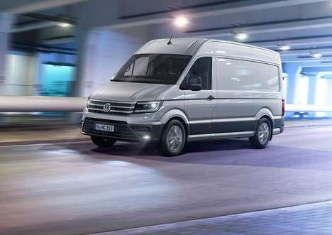 Electric Assist Vans