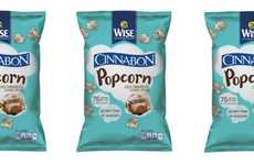 Cinnamon Roll-Flavored Popcorn