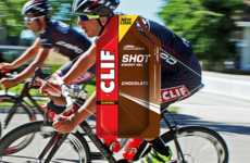Portable Energy Protein Pouches - The Clif Shot Gel Packets Boost Vitality During Fitness Activities