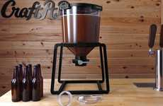 Fermented Beer Systems - The Catalyst Lets Consumers Professionally Brew Beer at Home