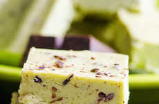 Minty Avocado Fudge Bars - This Unusual Dessert Recipe Combines Surprisingly Delicious Flavors