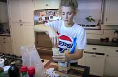 DIY Breakfast Popsicles - Grace Helbig's Slopsicles Recipes Combine Breakfast Foods With Ice Pops