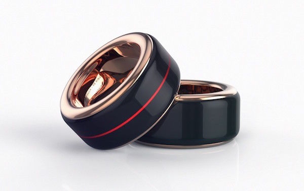 Heartbeat-Sensing Rings