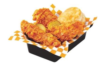 Sweet BBQ Chicken Tenders