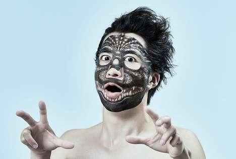 Monstrous Face Masks