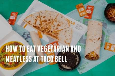 Vegetarian Fast Food Guides