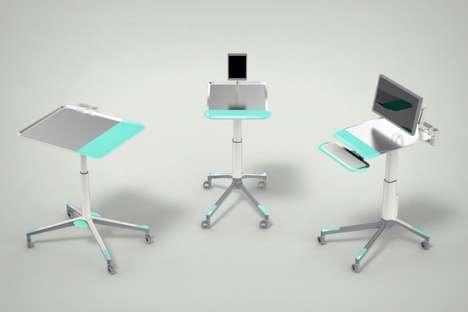 Multi-Purpose Medical Desks
