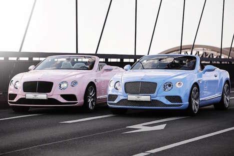 Car Color Collaborations