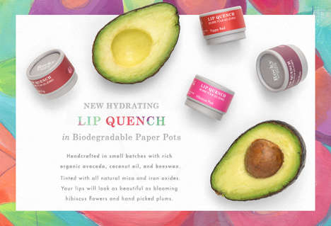 Biodegradable Chapstick Packaging