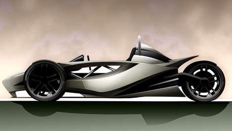 Venomous Three-Wheeler Cars