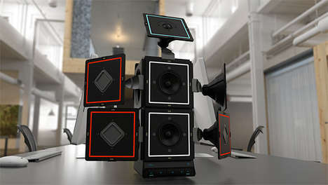 Modular Bluetooth Speakers