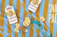 Nut Butter Snack Packs - Justin's New Snack Packs Combine Nut Butter with Crunchy Additions