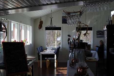 Rustic Swedish Restaurant Menus