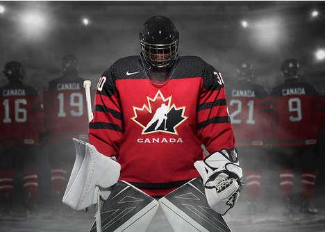 Celebratory Hockey Jerseys