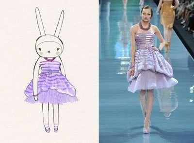 Couture Bunnywear