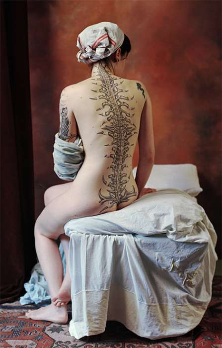 3d Body Art Update Cosmetic Implants Raised Tattoos And Other Bizarre Body Modifications