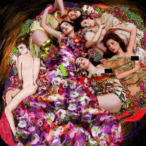 Recreating Womanly Paintings