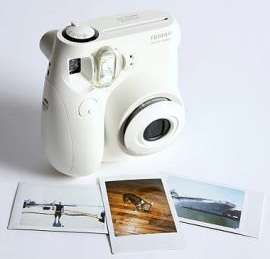 Fuji Instax Fills Instant Photo Gratification Void