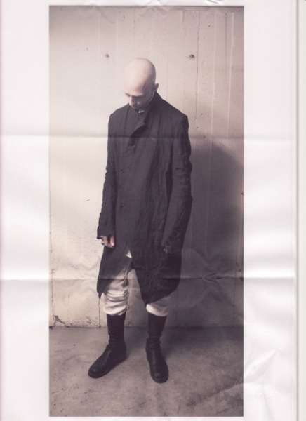 Depressing Recession Fashion - Obscur Spring/Summer Clothing for Dark and Gloomy Days