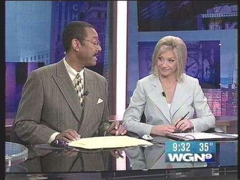News Anchor Dance Parties