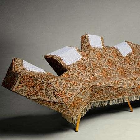 Retro-Futuristic Furniture