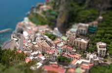 DIY Miniature Photography - TiltShiftMaker Turns Your Regular Photos Into Tilt-Shift Wonders
