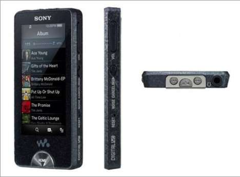 Power-Saving MP3 Players