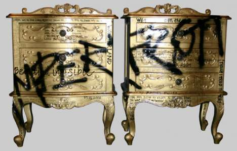 Badass Baroque Furniture