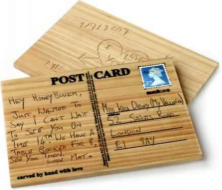 22 Twists on Traditional Snail Mail