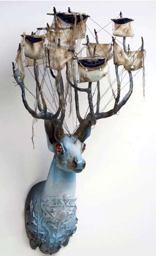 Nautical Taxidermy Fusions