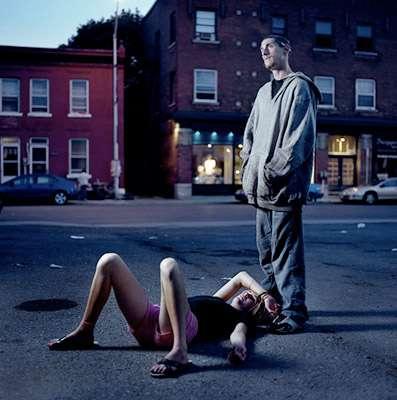 Portraits of Crack Addicts