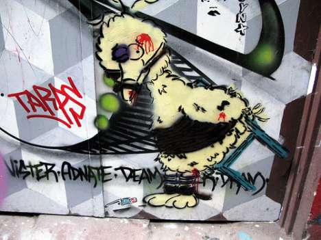 Childish Street Art