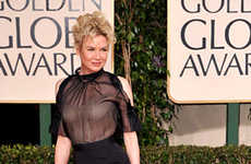 Fashion Tragedies - The Most Bizarre Looks from the Golden Globes Red Carpet