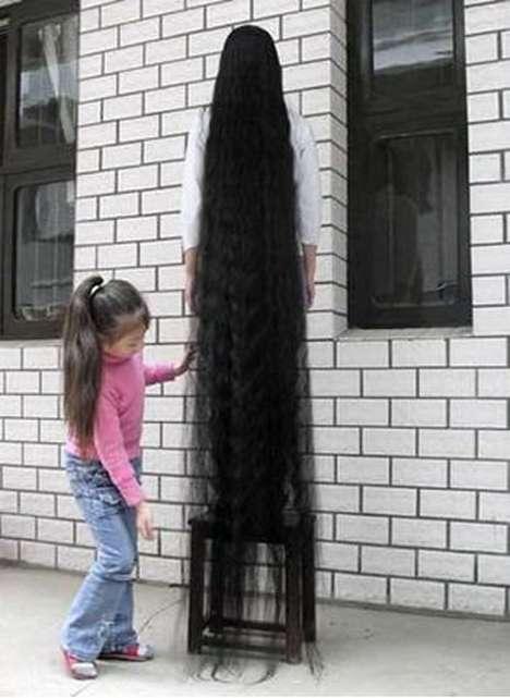 Real Life Rapunzels