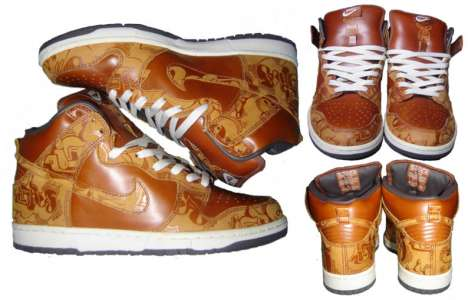 Personalized Photo Sneakers
