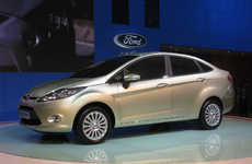 Giving Away Cars for Buzz - Ford Recruits Drivers for Free Fiestas