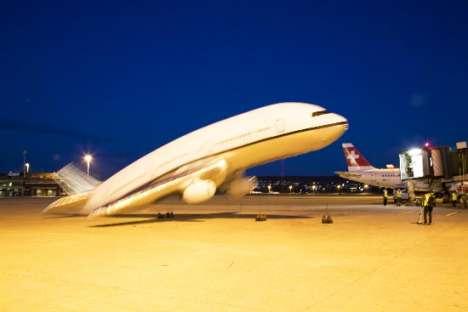 Strange Aero Sculptures