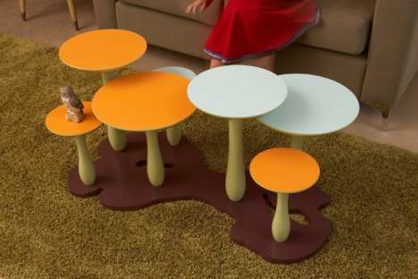 Psychedelic Furniture