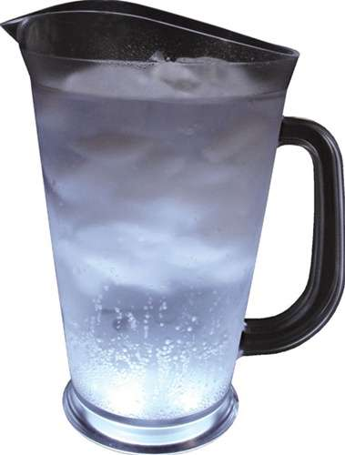 Illuminated Jugs - Bring Out 'The Pitcher' to Become the Light of Any Party