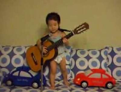 Viral Baby Balladeers
