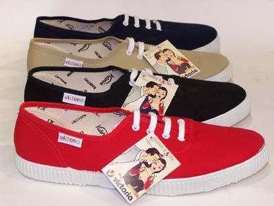 Canvas Sneaker Comebacks