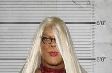 Self-Spoofing to Promote Movies - Tyler Perry in Drag for 'Medea Goes to Jail'
