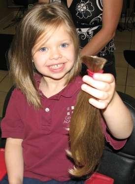 Haircuts for Charities