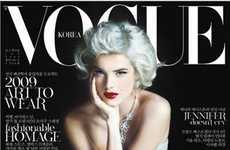 38 Vivacious Vogue Covers and Editorials
