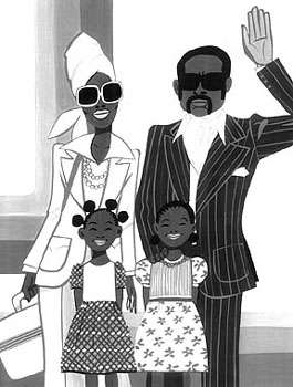 Retro-Fab Fashion Illustrations