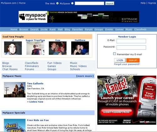 40 MySpace Innovations