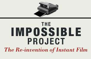 Re-Inventing Instant Film - 'The Impossible Project' Aims to Save Retro Polaroid Photography
