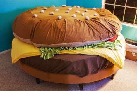 Hamburger Beds