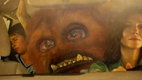 Monstrous Corn Dog Ads